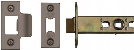 M Marcus York Security YKAL3-MB Architectural Mortice Latch 76mm Matt Bronze